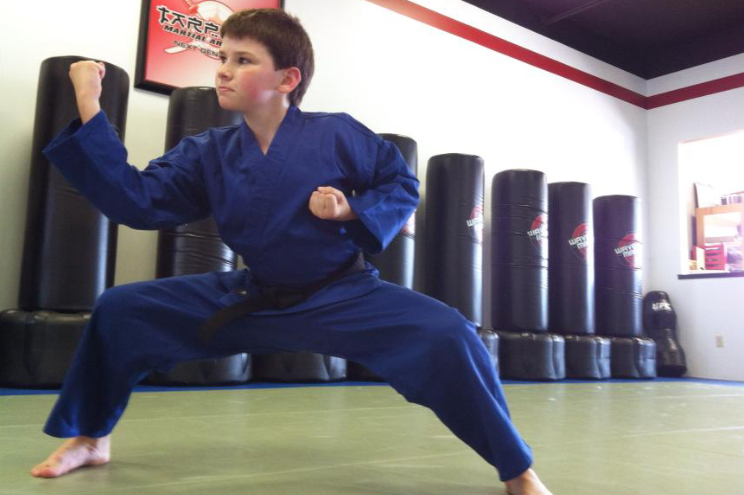 Shorei-Ryu lesson